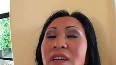 Asian mature whore still loves to feel