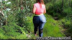 Me escapé al monte a follarme al hermano de mi marido y casi nos descubren los vecinos. Únete a nuestro club de fans en www.onlyfans.com/ouset