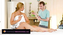 Sarah Vandella Gets Banged By A 18yo Perv During Her Rub-down