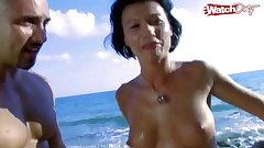 Anal am Strand - Sand im Getriebe