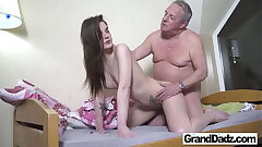 Ancient Perv wants with reference to Cum regarding My Mouth