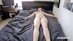 Hot MILF yon Upper case Tits Struck while Napping - Melanie Hicks