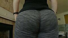 Big Fucking Ass Mam Bouncing Booty