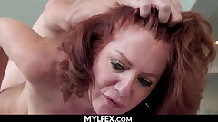 Taking a Shower with Mom Leads prevalent Intercourse Andi James