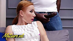 Devoted to Wife Gets Suprised By a Pretentiously BBC