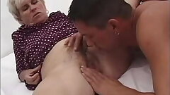 Hey My Grandma Is A Whore #6 - Are you ready to fuck one be advisable for these ancient pussies?